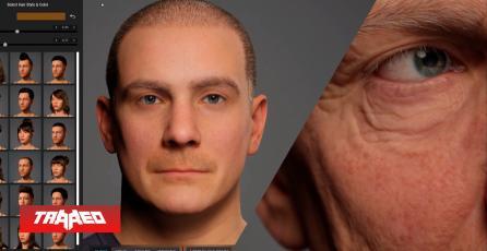 Nueva herramienta de Epic Games te hará no distinguir rostros reales de ficticios