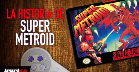 La historia detrás de <em>Super Metroid</em>