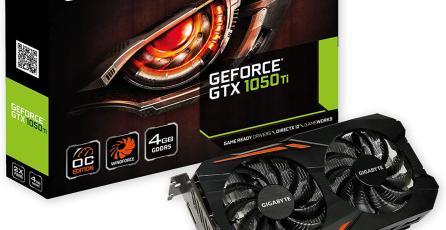 La Nvidia GTX 1050 Ti vive otra vez debido a la escasez de tarjetas gráficas
