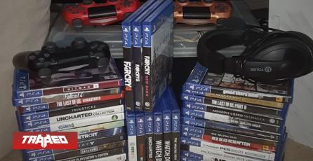 Gamer le vende sus 2 PS4 y toda su colección de juegos por solo 25 USD a madre soltera y sus 2 hijos por la cuarentena
