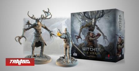 CD Projekt lanzará una precuela de The Witcher... pero será un juego de mesa