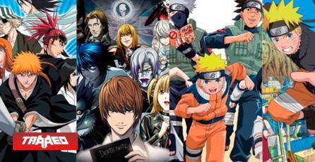 Crunchyroll se asocia con Viz Media para traer doblajes en español latino de Bleach, Death Note, Naruto, y Naruto Shippuden