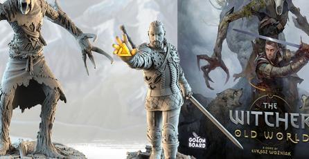 CD Projekt RED anuncia <em>The Witcher: Old World</em>, un nuevo juego de mesa