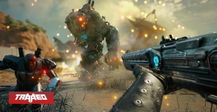 Rage 2 GRATIS la próxima semana en Epic Games Store