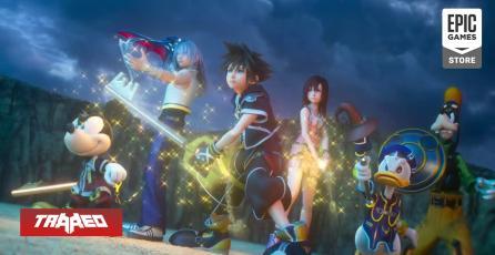 Kingdom Hearts llega en exclusiva a Epic Games el 30 de marzo
