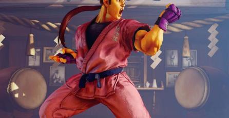 Dan Hibiki llega más fuerte que nunca a <em>Street Fighter V</em>