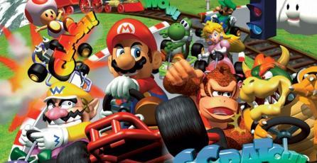 Por error, Microsoft invita a piratear <em>Mario Kart 64</em> con extensiones de navegador