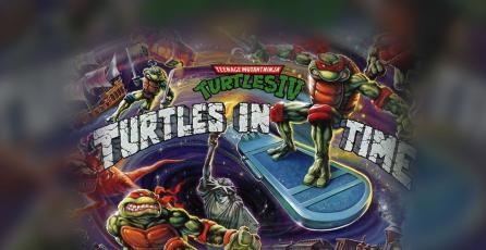 #ViernesRetro: <em>T. M. N. T. IV - Turtles in Time</em>