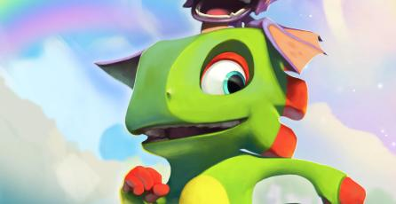 Playtonic, estudio creador de <em>Yooka-Laylee</em>, comenzará a distribuir juegos