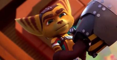 ¡Sorpresa! Un nuevo corto animado de <em>Ratchet & Clank</em> debuta de la nada