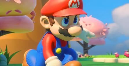 A Charles Martinet le encantaría ser la voz de Mario en la película de Illumination
