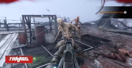 4K 60 FPS: Tendremos Metro Exodus: Enhanced Edition para PC, PS5 y XSX