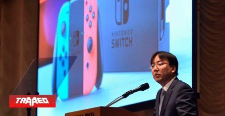 Nintendo y su futuro en palabras de su presidente Shuntaro Furukawa