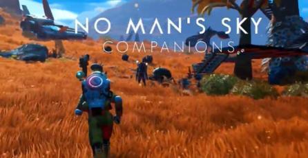 """No Man's Sky - Tráiler de Actualizacipon """"Companions"""""""