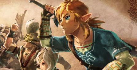 <em>Hyrule Warriors: Age of Calamity</em> recibirá más personajes por medio de DLC