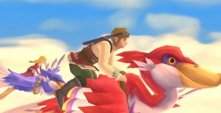 The Legend of Zelda: Skyward Sword HD - Tráiler de Anuncio