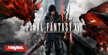 Square Enix se está tomando con calma el desarrollo de Final Fantasy XVI