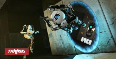 Portal 2 tiene nueva actualización luego de 10 años de su estreno