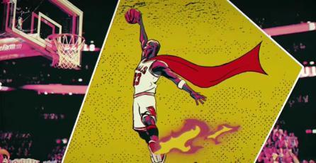 """NBA 2K21 - MyTEAM Tráiler de Labzamiento Temporada 5 """"Age of Heroes"""""""