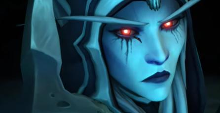 "World of Warcraft: Shadowlands - Tráiler de DLC ""Chains of Domination"""