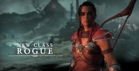 """Diablo IV - Tráiler Cinemático """"Rogue"""""""