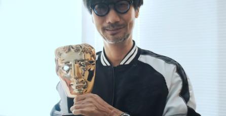 Podrás conocer más sobre Hideo Kojima gracias a su libro que llegará a Occidente