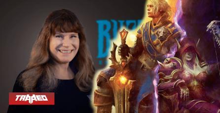 Así se cuajo el romance entre Grizzek y Sapphroneta en World of Warcraft