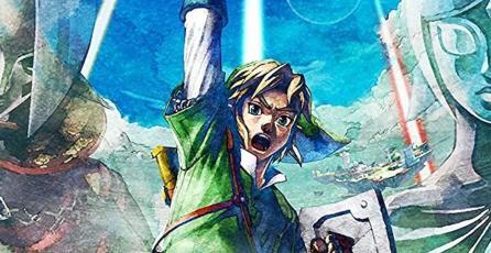 Preventa de <em>Zelda: Skyward Sword HD</em> es un éxito y es el juego más vendido en Amazon
