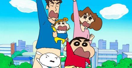 Un nuevo juego de <em>Shin-chan</em> se anunció para Japón, pero podría llegar a América