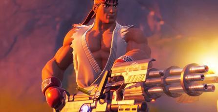 <em>Fortnite: Battle Royale</em>: ¿cómo conseguir a Ryu y Chun-Li de <em>Street Fighter</em>?