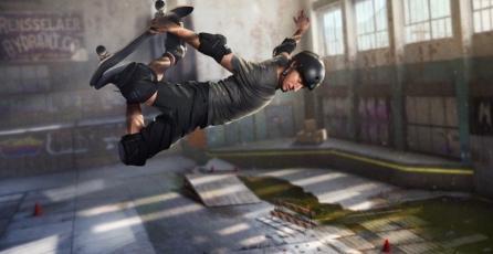 Insinúan que <em>Tony Hawk's Pro Skater 1+2</em> llegará a Nintendo Switch