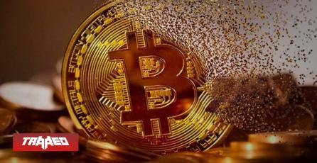 Bitcoin a la baja: la criptomoneda registra su peor caída diaria en un mes