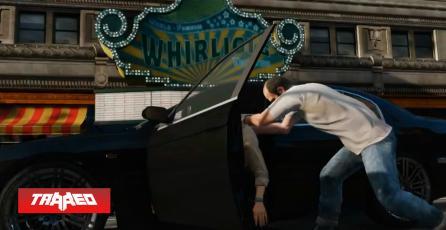 """Congresista de EE.UU. quiere prohibir la venta de """"Grand Theft Auto"""" por promover el robo de autos"""