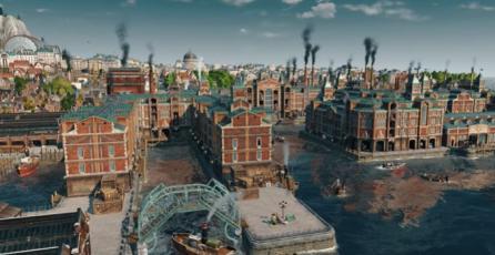 """Anno 1800 - Tráiler de Lanzamiento DLC """"Docklands"""""""