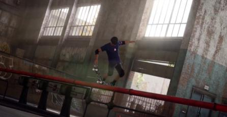 "Tony Hawk's Pro Skater 1 + 2 - Tráiler ""New Platforms"""