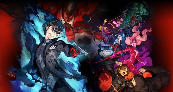 <em>Persona 5 Strikers</em>