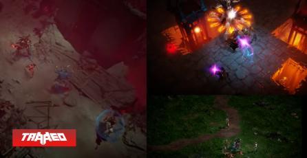 Evolución entre Diablo II LoD vs Diablo II Resurrected, además comparan gráficamente todos los nuevos Diablos