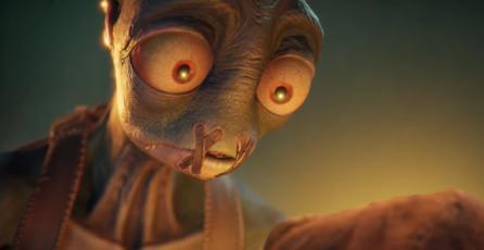Oddworld: Soulstorm - Tráiler de Jugabilidad