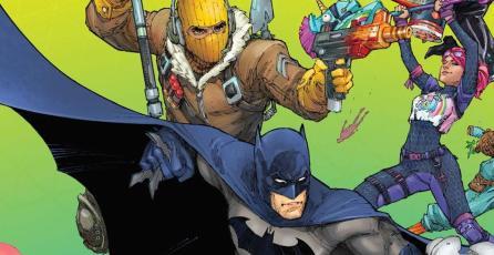<em>Fortnite</em> y <em>Batman</em> tendrán nuevo crossover con esta serie de cómics