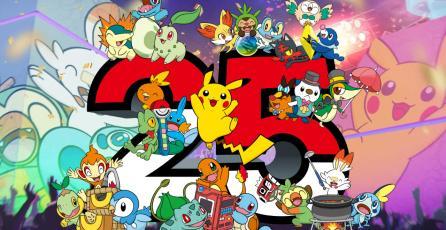 ¡Felicidades, <em>Pokémon</em>! La franquicia de entretenimiento más exitosa cumple 25 años