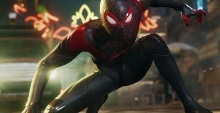 <em>Spider-Man: Miles Morales</em> se acerca al primer lugar en Reino Unido