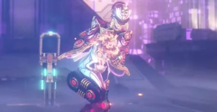 "Warframe - Tráiler ""Octavia Prime"""