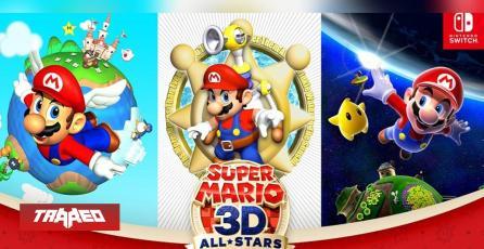 Nintendo dejará de vender Super Mario 3D All Stars a final de mes