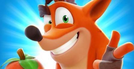 El nuevo <em>Crash Bandicoot </em>para celulares ya tiene fecha de estreno