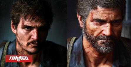 Neil Druckmann aprueba retrato fan art de Pedro Pascal como Joel de The Last of Us