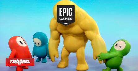 Epic Games, ha decidido comprar Mediatonic, los creadores de Fall Guys