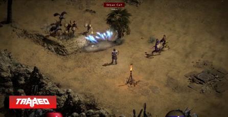 Diablo 2 Resurrected tendrá dos alphas para asegurar que las expectativas sean cumplidas
