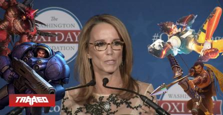 "Activision-Blizzard contrata a experta ""contra-terrorismo"" de gabinete de George Bush hijo"