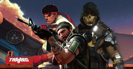 """Movistar presenta sus ligas gratuitas """"Fight Club"""" y """"Pro Shot"""" de Mortal Kombat, Street Fighter y COD Black Ops: Cold War con hasta 10 millones en premios"""