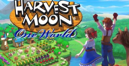 Harvest Moon: One World - Tráiler de Lanzamiento